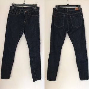 URBAN OUTFITTERS // BDG Mid Rise Twig Ankle Jeans